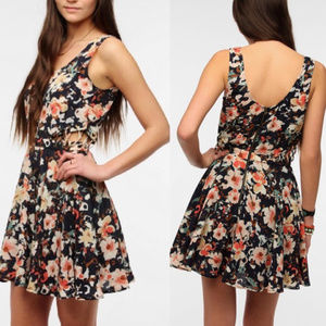 Lucca Couture | cutout | floral | Dress | 4